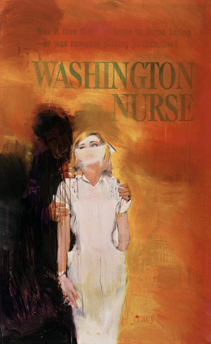 Richard Prince, Washington Nurse