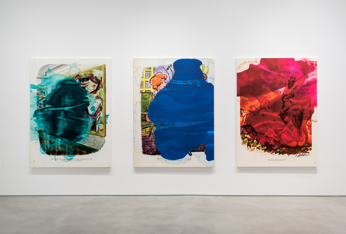 Richard Prince, Installation View