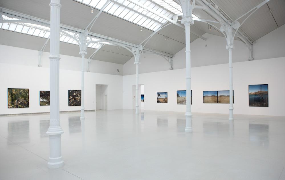 Jean-Luc Mylayne, Installation View, Museo Nacional Centro de Arte Reina Sofía, 2010