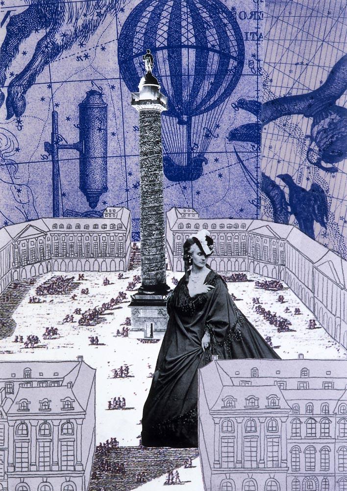 T. J. Wilcox, Comtess de Castiglione