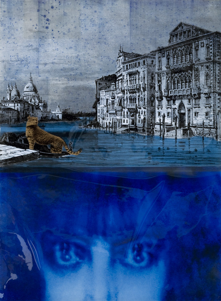 T. J. Wilcox, Marchesa Casati's Nocturnal Habit
