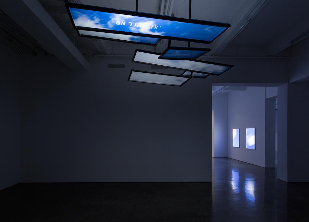T. J. Wilcox, Installation view