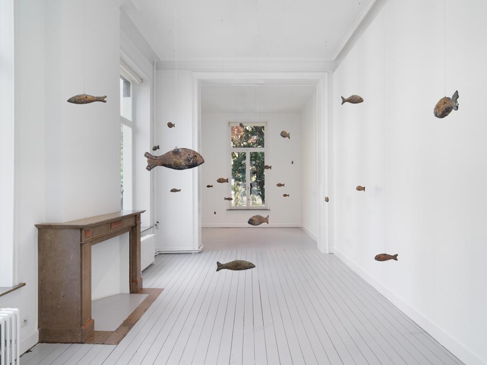 Ugo Rondinone, Installation view