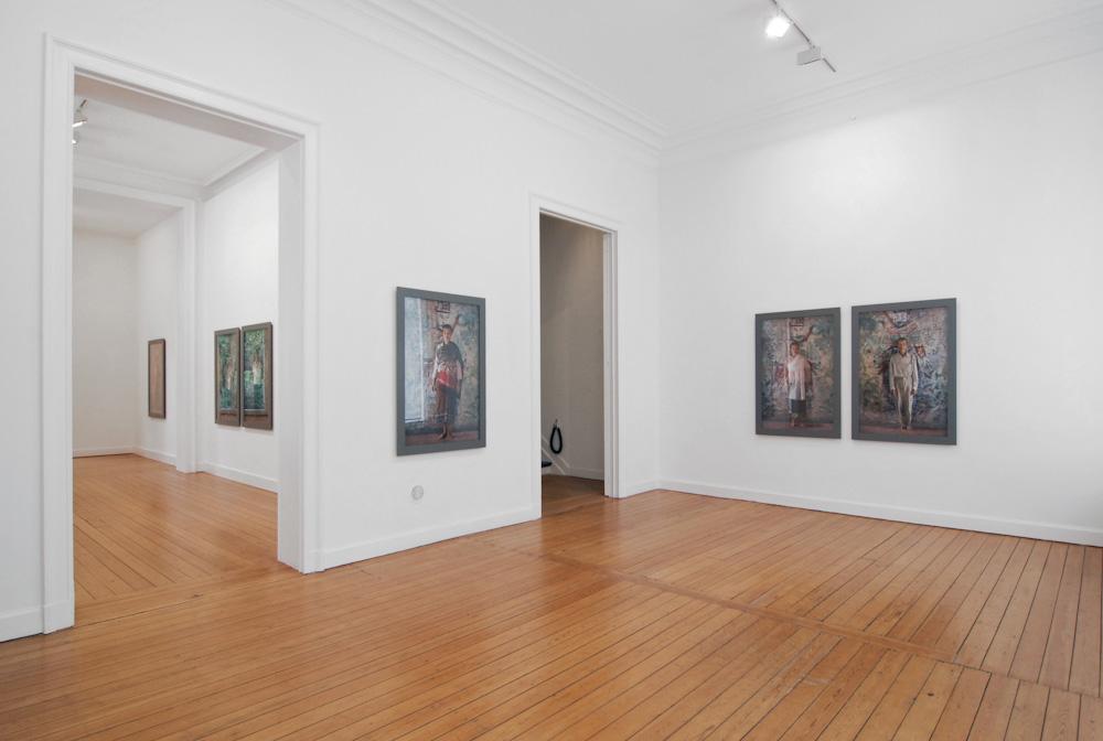 Shirin Neshat Installation View