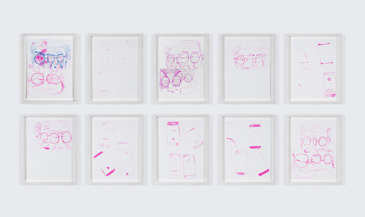 Michael Williams, Untitled