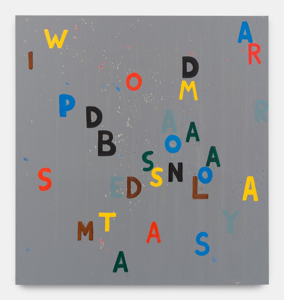 Walter Swennen, Demasiadas Palabras