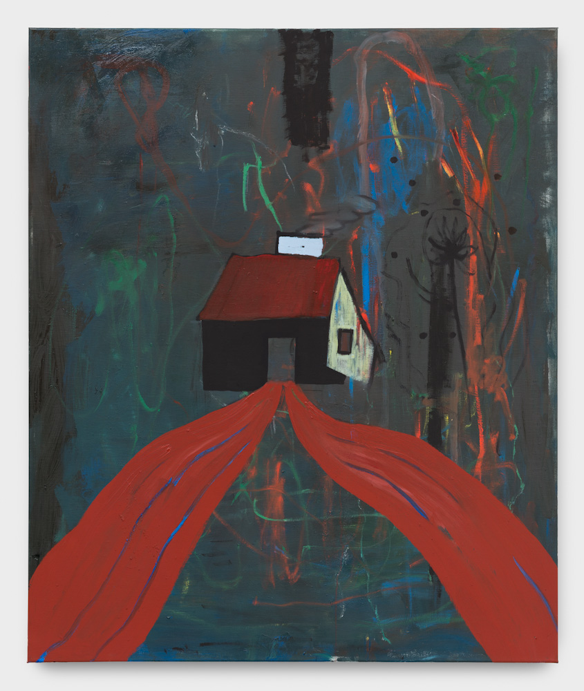 Walter Swennen, The Black House