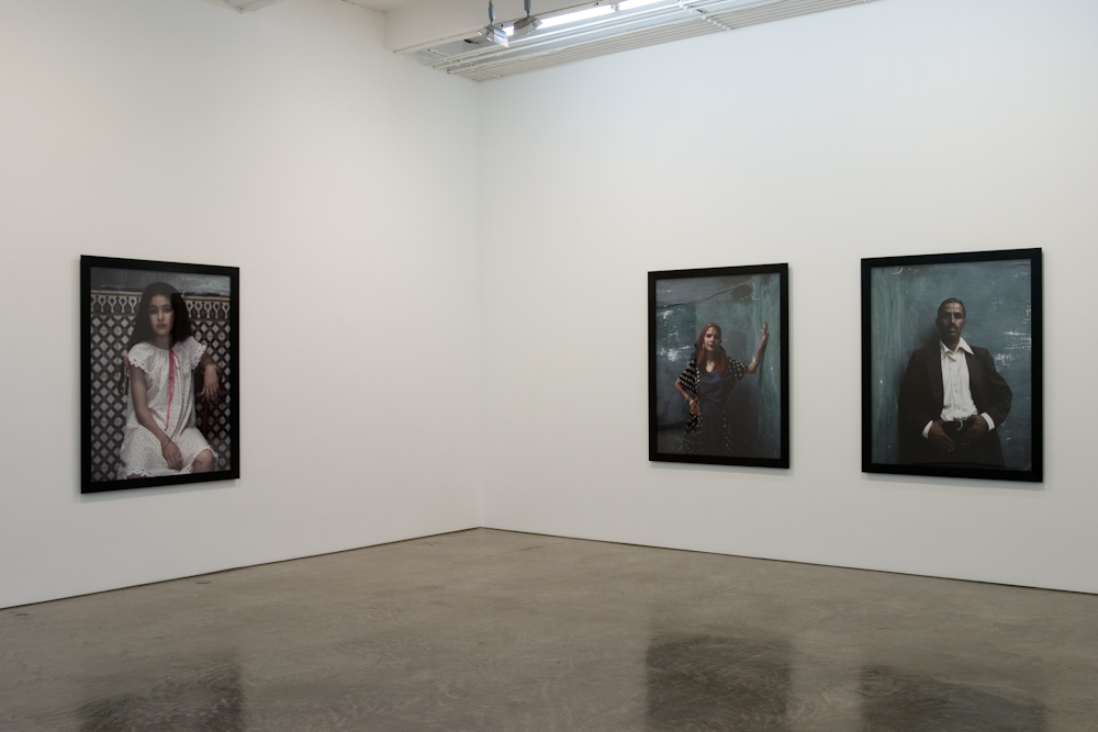 Shirin Neshat, Installation View