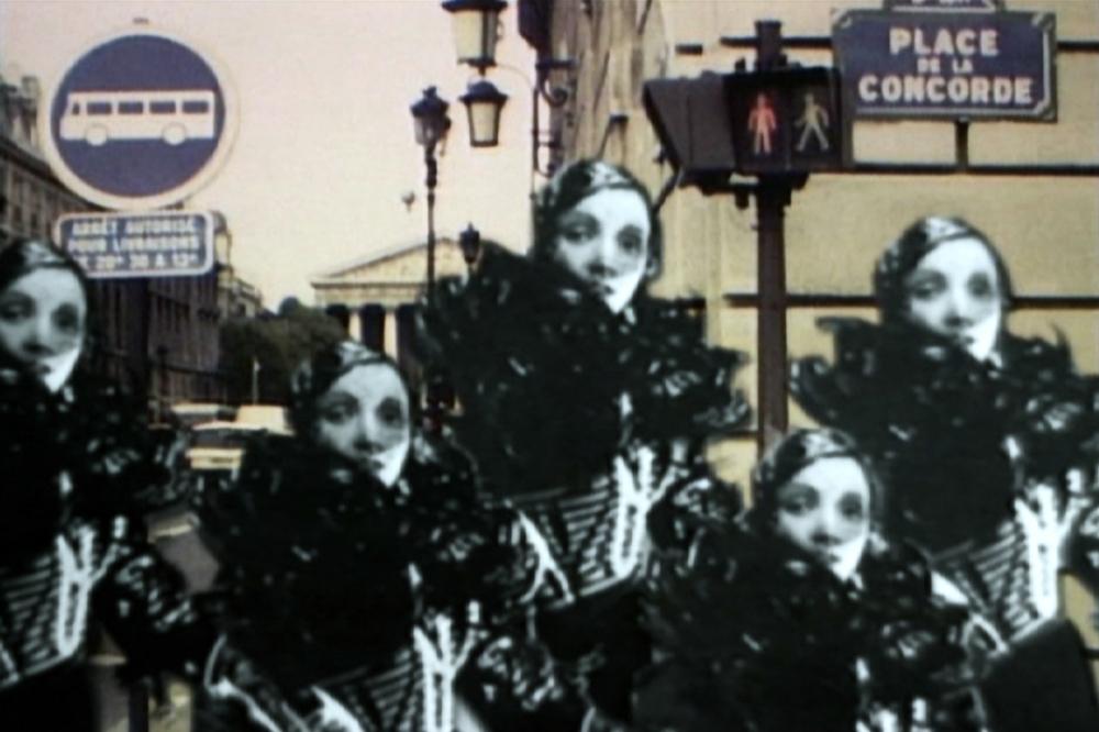 T. J. Wilcox, Das Begräbnis der Marlene Dietrich / The Funeral of Marlene Dietrich